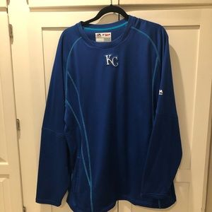 KC pullover jersey